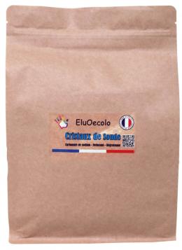 Cristaux de soude 3kg Boite hermétique avec doseur offert
