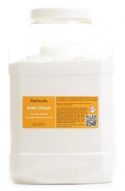 Acide citrique 4kg avec doseur offert