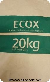 Percarbonate de sodium 20kg (Sac) RUPTURE