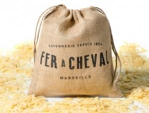 Copeaux de savon de Marseille 750g Fer à Cheval