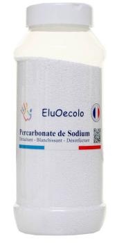 Percarbonate de sodium 1kg avec doseur offert avec doseur offert OU éco-recharge 1kg