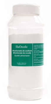Bicarbonate de Soude 1kg (Qualit alimentaire)