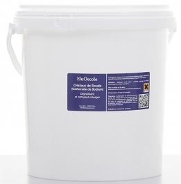 Cristaux de soude 6kg avec doseur offert (seau)