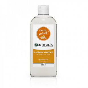 Glycérine végétale 100% naturelle - 200 ml