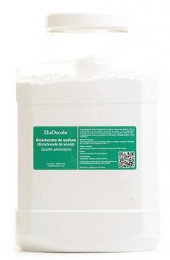 Bicarbonate de soude 5kg+500g gratuit (qualité alimentaire) avec doseur
