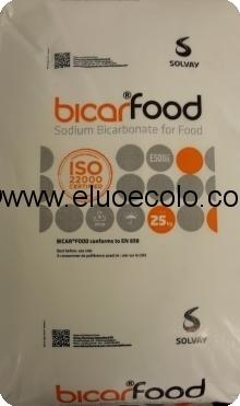 Bicarbonate de soude (qualité alimentaire) sac 25kg