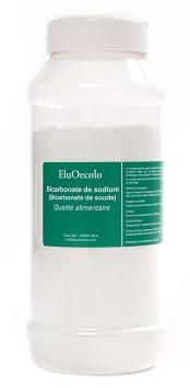 Bicarbonate de soude 1kg (qualité alimentaire) ou éco-recharge 1kg
