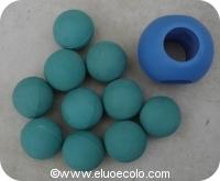 (5 ou 10) balles de lavage + 1 boule anticalcaire