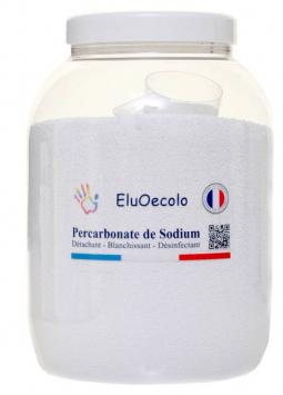 Percarbonate de sodium 3kg avec doseur offert