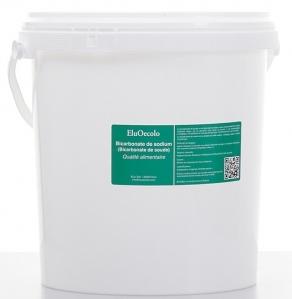 Bicarbonate de soude (qualité alimentaire) 6kg+1kg gratuit avec doseur