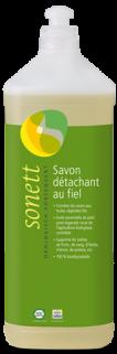 Savon détachant liquide au fiel Sonett 1 litre (rupture)